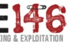 LOVE 146: End child sex trafficking / End child trafficking and exploitation