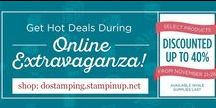 Stampin' Up! Current Specials