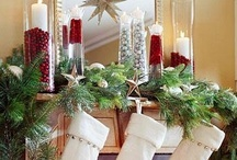 Christmas Mantels / by Matt and Shari
