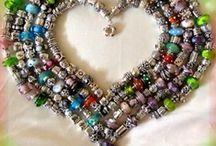ᑭᗩᑎᗪOᖇᗩ / Jewelry  / by Debbie & Chet Sobieski