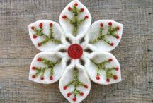 Christmas Ornaments / Trim the Tree, Have Some Cheer, Christmas Time is Here.