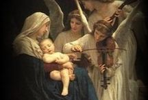 O Holy Night / For unto you this day in the city of David, a Savior has been born, who is Christ the Lord.