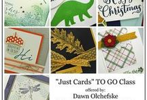 Card Kits / by DOstamping With Dawn