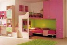 kid's rooms / by Kari Herzog