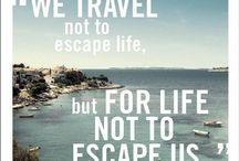 Travel Travel / by Rhonda Day