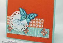 Petite Pairs / Stampin' Up! Petite Pairs stamp set ideas