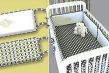 Nursery Bedding Tutorials