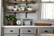 Kitchen / by Kathryn Irwin
