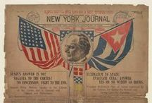 Spanish-American War / Historical newspapers from the Newseum collection that discuss the Spanish-American War in 1898  / by NewseumED