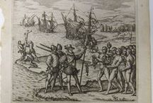Christopher Columbus / Historical engravings from the Newseum Collection featuring Christopher Columbus / by NewseumED