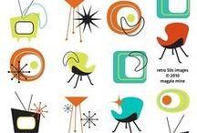 Mid century modern / Cool designs
