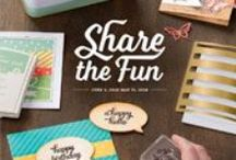 2015/16 Stampin' Up! Annual Catalog
