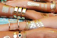 ¡¡¡metallic tattoos!!