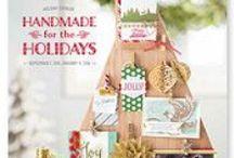 2015 Holiday Catalog / Stampin' Up! Holiday Catalog ideas and samples!