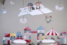 nurseries & kid's rooms ideas