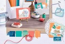 2016/17 Stampin' Up! Annual Catalog