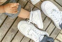 FETE DES PERES / L'amour de la sneakers de génération en génération.
