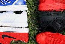 BLEU BLANC ROUGE / Fans de foot ou fan de looks, portez avec fierté les couleurs qui vous font vibrer !