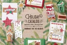 2016 Holiday Catalog by Stampin' Up!
