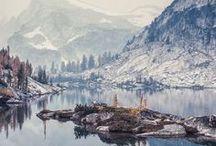 TRAVEL : oregon / The Pacific Northwest