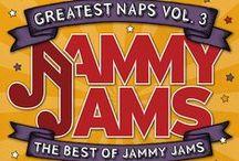 Jammy Jams / Lullabies that hip-hop, pop and rock your baby to sleep.