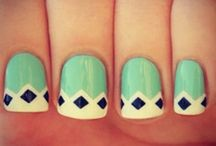 hur n nails n stuff / by Olivia Johnson