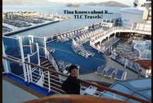 Travel News and Blogs ~ #Plan2Travel / All things Travel and Cruise related News articles, Current Events & other happenings in the Travel Industry, including blog posts from a few of my Favorite Bloggers!  #TLCTravels / by Tina of TLC TravelS' Tours & Cruises!