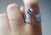 FASHION @ Put A Ring On It / DIY rings, tips, tutorials / by Sue Smith