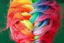 THAT hair... / Inspirações!!!!