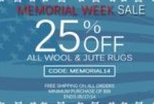 Contest and Events by Natural Home Rugs / Current promotions.