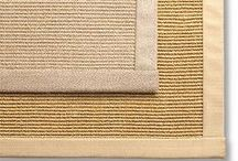Natural Home Sisal and Grass Rugs / Sisal, Seagrass and Mountain grass rugs. Available in both ready to ship rug and custom choose binding color, shape and size.