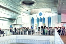 The Mezzanine at Berkeley Church / by Berkeley events Weddings
