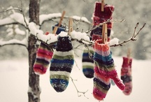 Winter by Natural Home Rugs / It's Cold Outside.  Festive Mode!!!