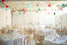 beautiful table settings at berkeley events / by Berkeley events Weddings