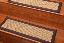 Natural Home Carpet Stair Treads