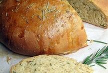 Breads & Pastries, Savory / .