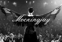 She is the Mockingjay