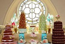 Sweet Tables at Berkeley Events / by Berkeley events Weddings