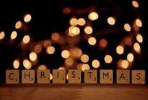 It smells like Christmas! / by Eva Cosgrove