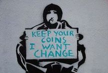 Be the change. / by Eva Cosgrove