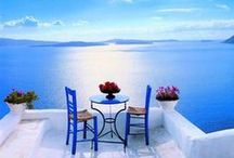 Greece Forever / Amazing Greek places! / by Stella S.