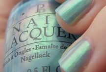 Nail polish stash / Nail colors I own  / by Lauren Rs