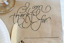 Thanksgiving Crafts and Thanksgiving decor / NeedThanksgiving Craft or Decor item just for Thanksgiving? Let this Thanksgiving board from Still Blonde after all these Years and her friends inspire you!