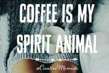 Coffee + Tea Obsessed / coffee quotes, tea recipes, coffee humor