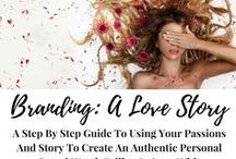 Branding Tips + Strategies / personal branding tips for creative entrepreneurs and career minded women, business branding success tips for creative women in business
