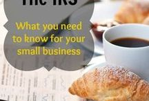 Tax Tips For Mompreneurs / tax tips for mompreneurs and women in business, tax resources for women online bloggers and Etsy shop owners, business expenses and write offs
