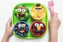 Toddler Meals / Food art, and recipe ideas to make mealtime more successful and fun for kids.