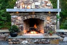 Fireplaces / by TG&R Landscape