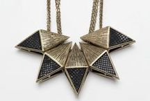 Statement Pieces / jewelry and accessories that I simply love and would love to own. / by Stacey Hong