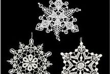 Snowflakes / by Bronner's CHRISTmas Wonderland